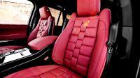 3D модульный дизайн интерьера (Range Rover Vogue 2013)