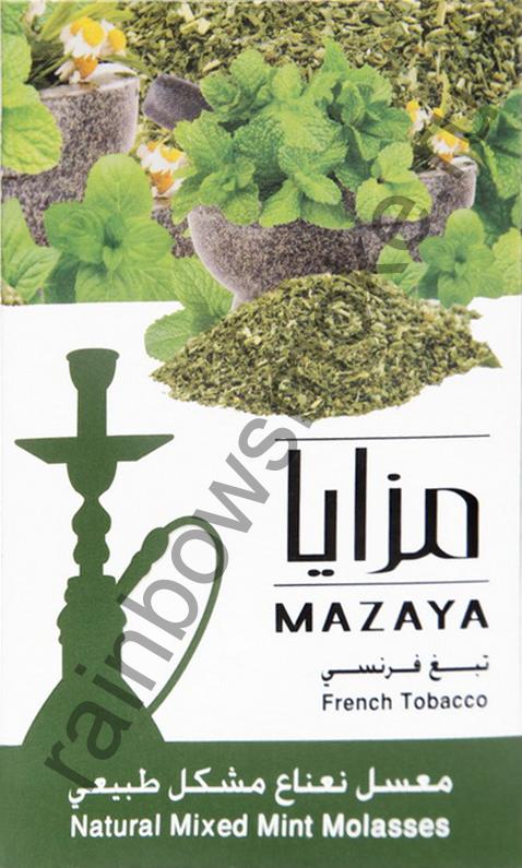 Mazaya 1 кг - Mixed Mint (Мятный Микс)