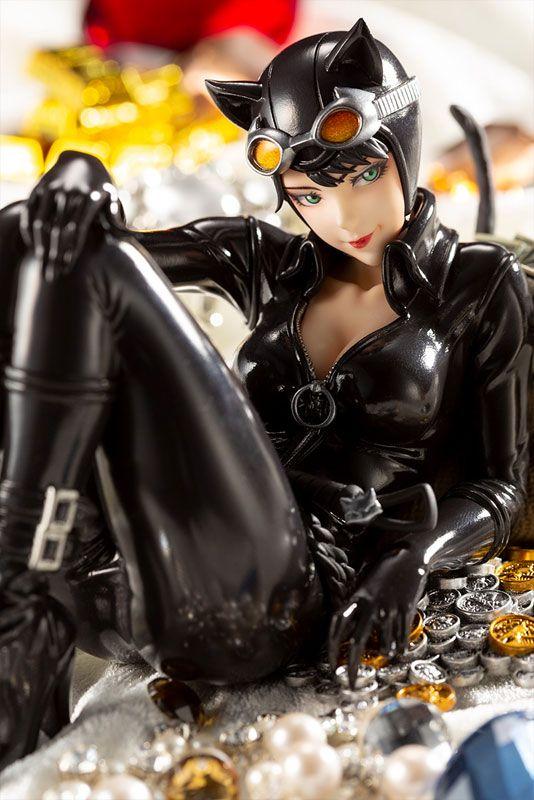 Аниме фигурка DC Comics Bishoujo - Catwoman