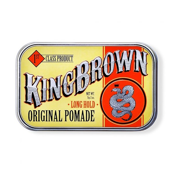 Помада King Brown Original Pomade