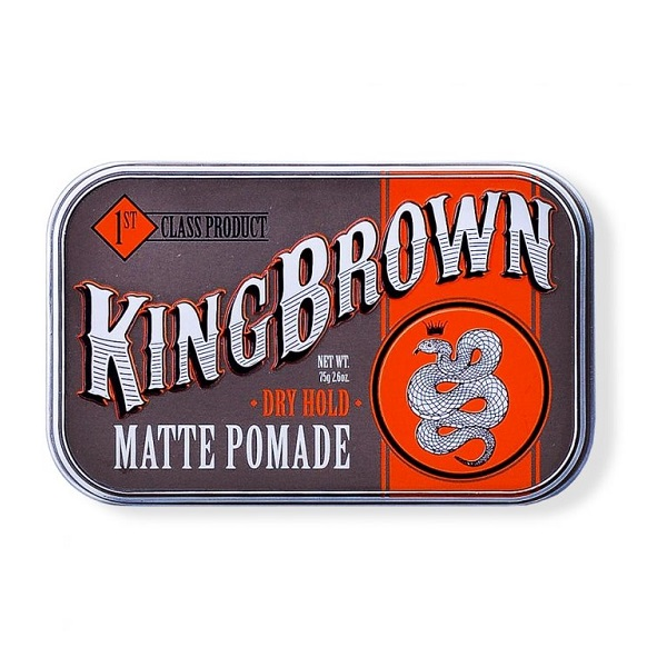 Помада King Brown Matte Pomade