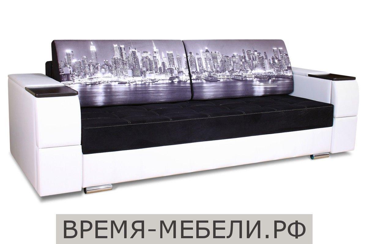 Диван-кровать со столиком «Бруклин»