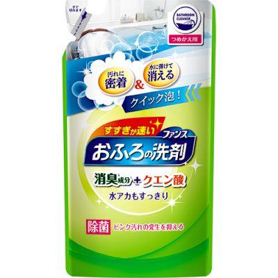 DAIICHI ФАНСУ Средство для мытья ванной комнаты и туалета (свежая зелень) 330 мл з/б