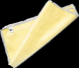 Sia Siachrome Полировальная салфетка желтая, двухсторонняя, 380мм. х 380мм.