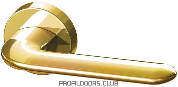 Ручка раздельная EXCALIBUR URB4 GOLD-24