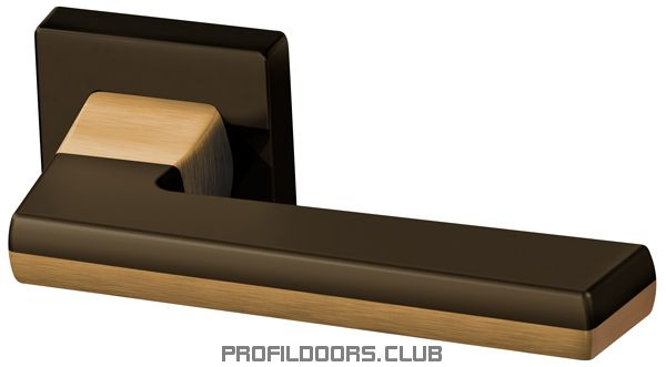 Ручка раздельная GROOVE USQ5 BB/SBB/BB-17