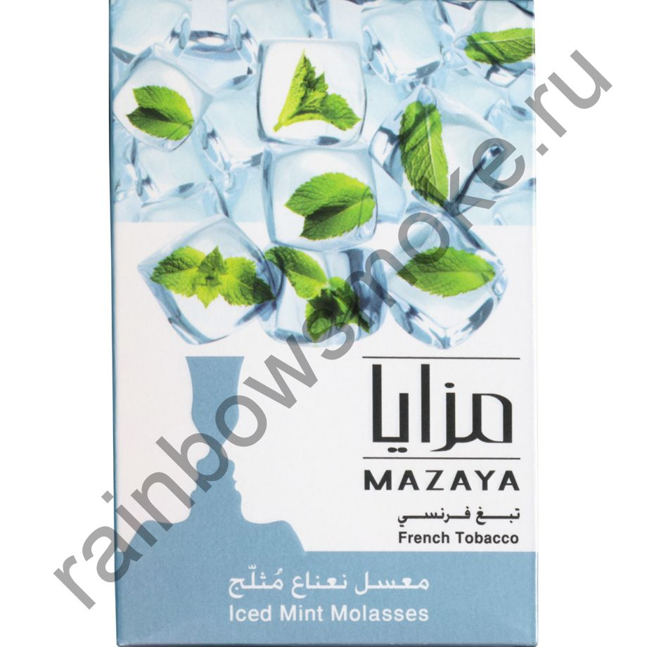Mazaya 1 кг - Iced Mint (Мята и Лёд)