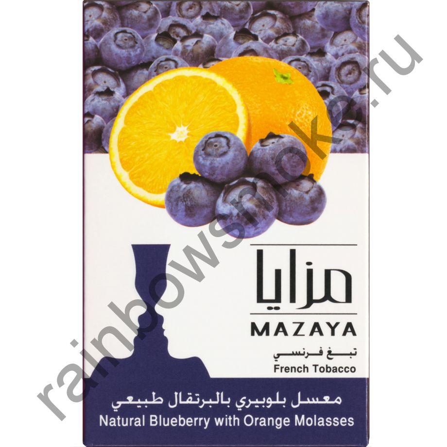 Mazaya 1 кг - Blueberry Orange (Черника и Апельсин)