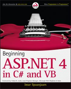 Beginning ASP.NET 4. in C# and VB
