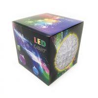 Эксклюзивный светодиодный LED  шар с лампами в виде цветов Led Light, Количество: 50