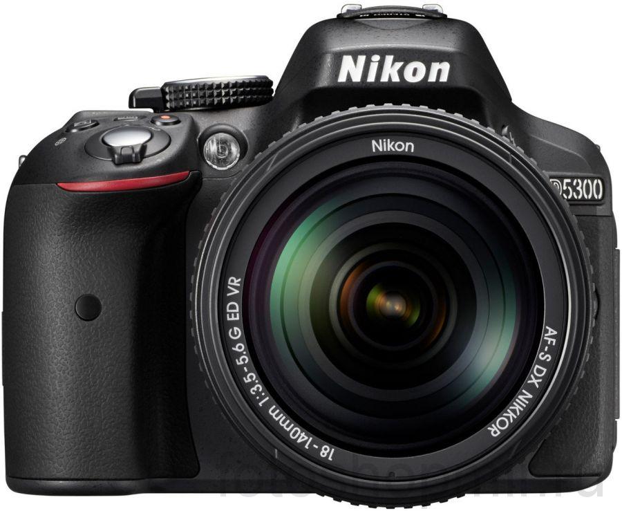Nikon D5300 Kit 18-140 VR