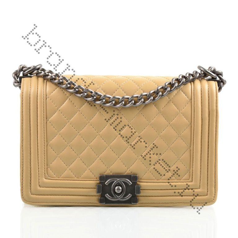 Chanel Boy 95517 (кожа)