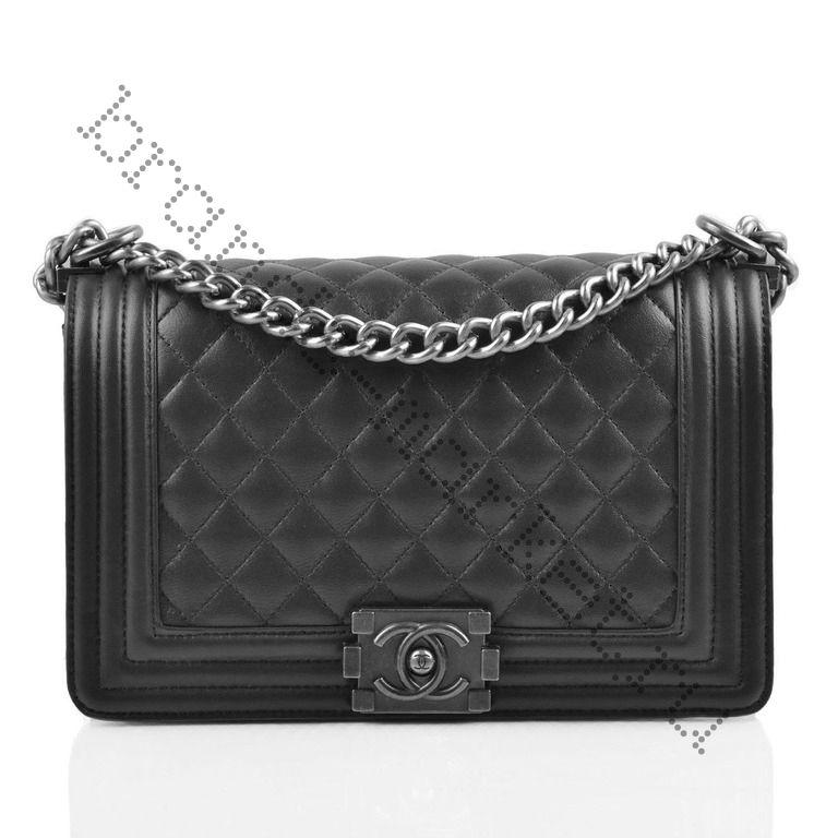 Chanel Boy 95516 (кожа)
