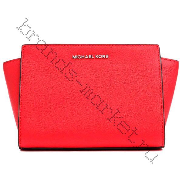 Michael Kors Selma Mini (red)