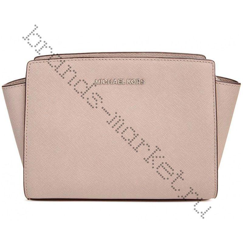 Michael Kors Selma Mini (grey-pink)