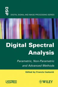 Digital Spectral Analysis. Parametric, Non-Parametric and Advanced Methods