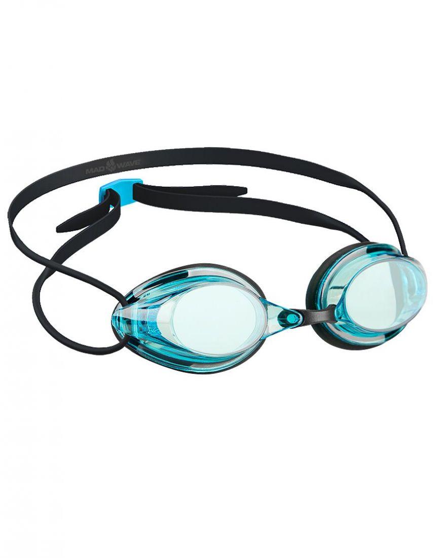 Очки для плавания стартовые Mad Wave STREAMLINE