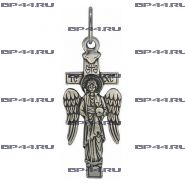 Крест нательный с Ангелом-хранителем