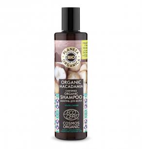 """PO"" Organic macadamia Шампунь для волос, 280 мл"