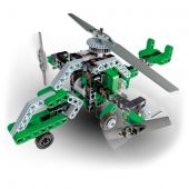 Вертолет с тройным двигателем и Аэролодка