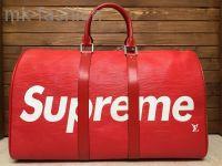 Дорожная сумка Supreme Louis Vuitton