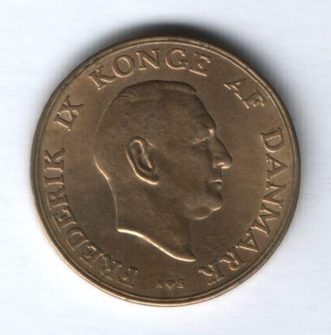 1 крона 1948 года Дания XF