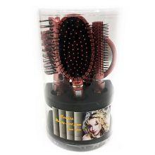 Подарочный набор расчесок для волос Cecilia, 5 шт