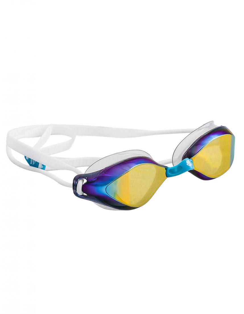 Очки для плавания тренировочные Mad Wave VISION II Rainbow