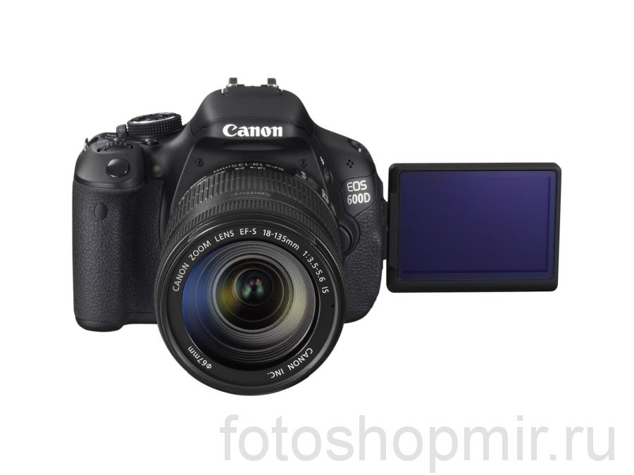 Canon EOS 600D Kit 18-135mm f/3.5-5.6 IS