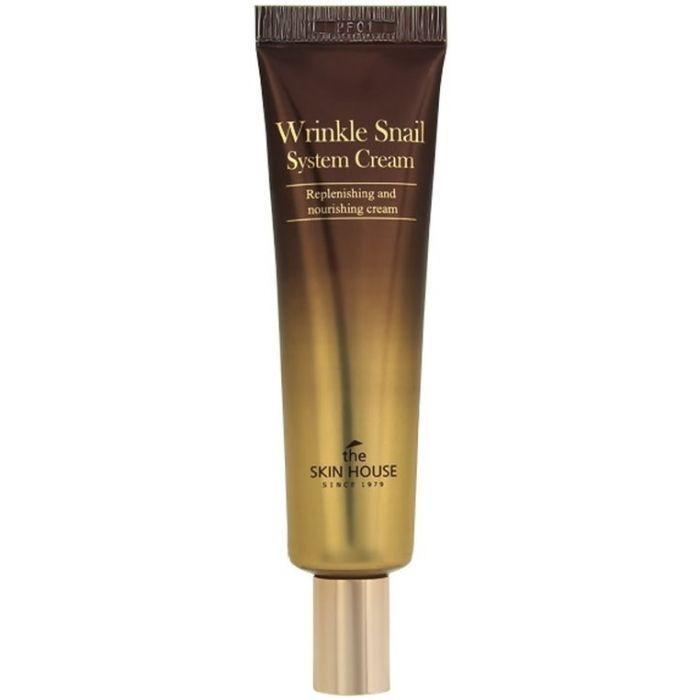 The Skin House Wrinkle Snail System Cream, 30ml