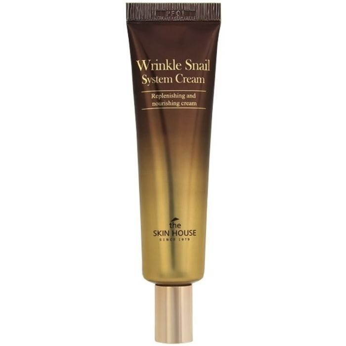 The Skin House Wrinkle Snail System Cream, 30ml