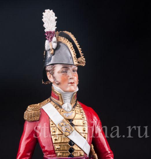 Офицер Гренадерской Гвардии, 1815, Sitzendorf, Германия, вт. пол. 20 в.