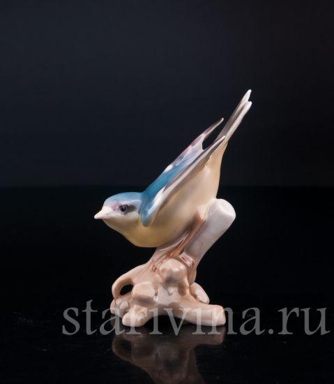 Изображение Камышовка, миниатюра, Hutschenreuther, Германия