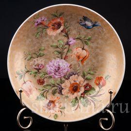 Тарелка Цветы, Kaiser, Германия, до 1990 г.