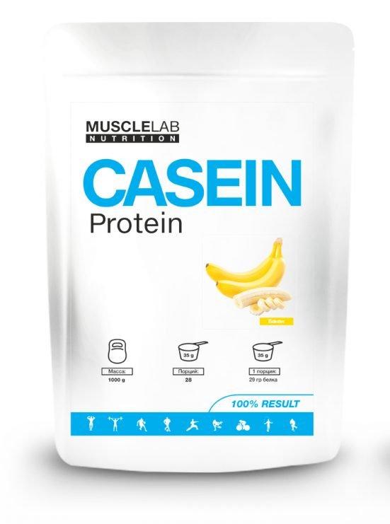 Casein Protein от MuscleLab 1 кг