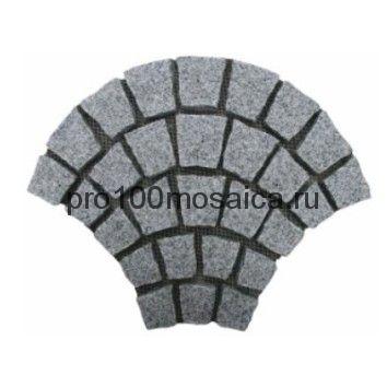 PAV-G-305 гранит. Брусчатка серия PAVING,  размер, мм: 740x460x30~40 (NS Mosaic)