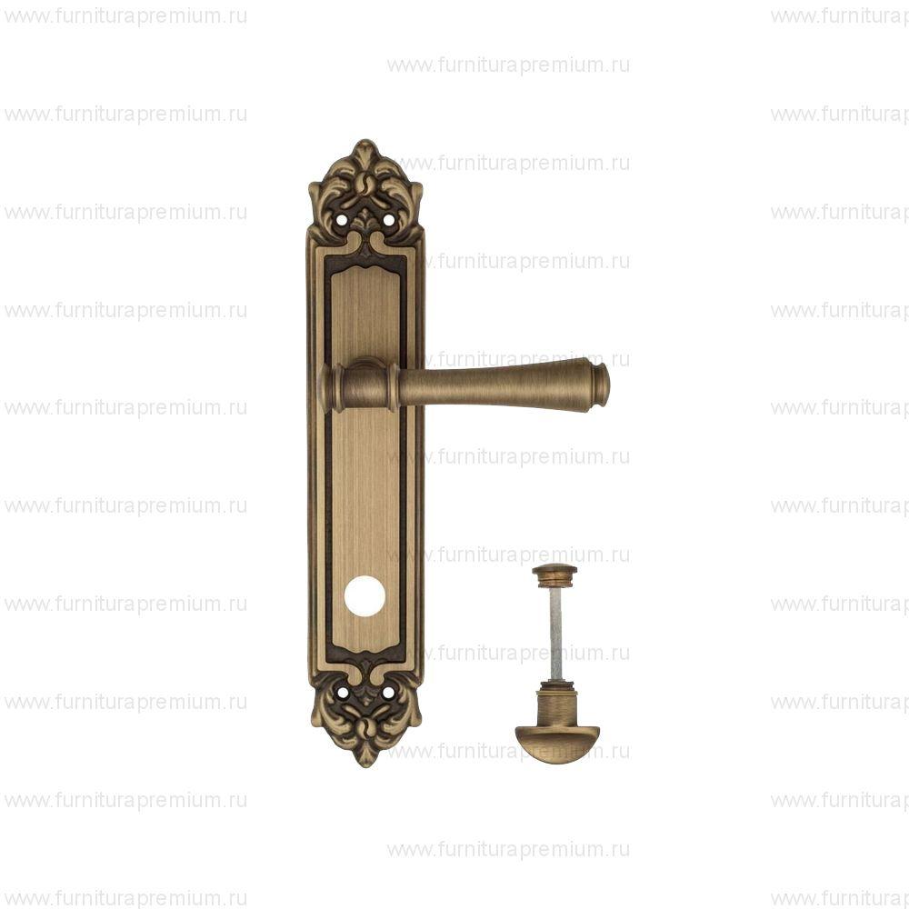 Ручка на планке Venezia Callisto PL96 WC-2