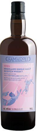 Whisky Fettercairn 1995 Highland Single Malt Scotch