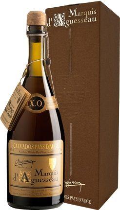 Calvados Marquis d'Aguesseau XO 12 ans