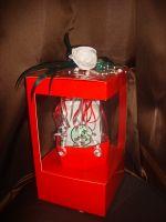 Ожерелье королевы - подарочный набор с чаем.
