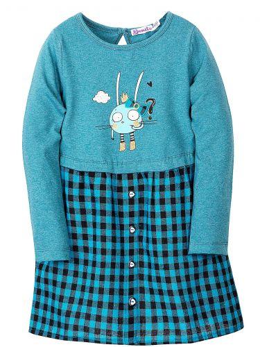 Платье для девочки 3-7 лет Bonito kids BK248P2