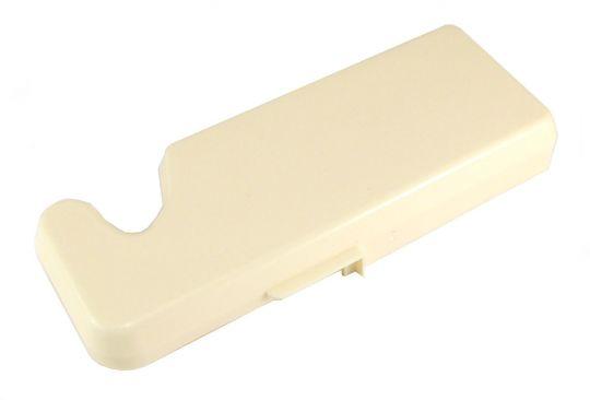 Крышка верхней левой петли MCK61760812, для холодильника LG, бежевая