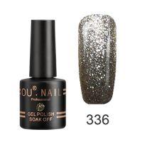 Гель-лак №336 Ou Nail, 8 мл
