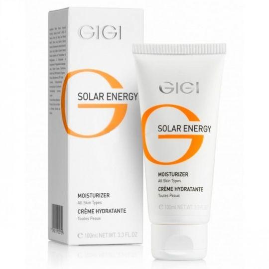 GiGi Крем увлажняющий Solar Energy Moisturizer