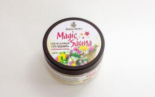 "Magic Sauna Rock Salt Skrab  Скраб для тела ""Травяной"" 250 г"