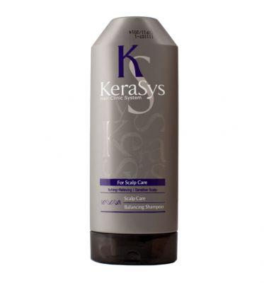 Шампунь для волос KERASYS уход за жирной кожей головы 180 гр