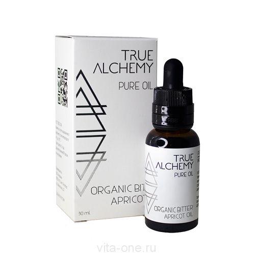 Сыворотка для лица Organic Bitter Apricot Oil True Alchemy Levrana (Леврана) 30 мл