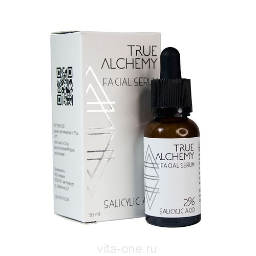 Сыворотка для лица Salicylic Acid 2% True Alchemy Levrana (Леврана) 30 мл