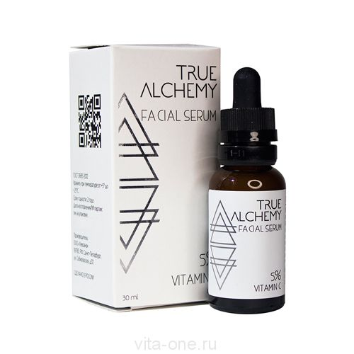 Сыворотка для лица Vitamin C 5% True Alchemy Levrana (Леврана) 30 мл