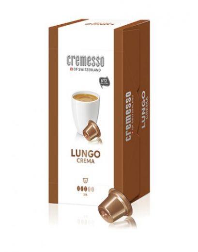 Капсулы Cremesso Crema (16 капсул)